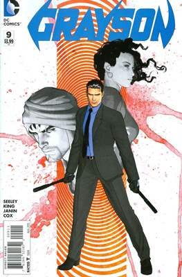 Grayson (2014-2016) (Comic-Book) #9