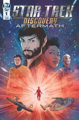 Star Trek: Discovery - Aftermath (Comic Book) #1