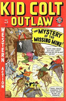 Kid Colt Outlaw Vol 1 #5
