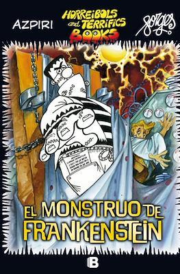 Horreibols and terrifics books #2