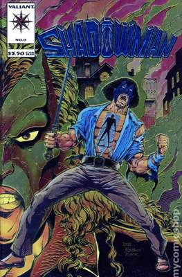 Shadowman Vol.1 (1992-1995)