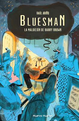 Bluesman. La maldición de Barry Brown (Cartoné 72 pp) #