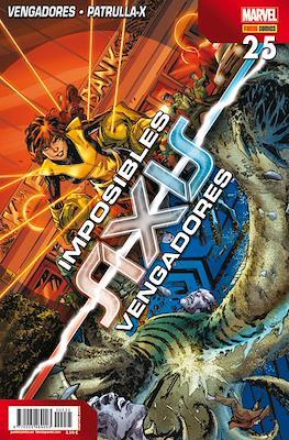 Imposibles Vengadores (2013-2018) (Grapa) #25