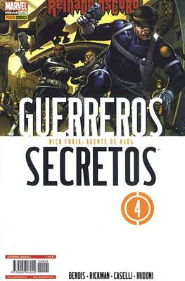 Guerreros secretos (2009-2012) (Grapa) #4