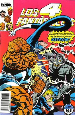 Los 4 Fantásticos Vol. 1 (1983-1994) (Grapa 36-32-24 pp) #96