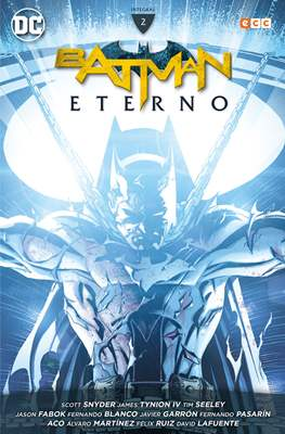 Batman Eterno (Cartoné, 584-576 pp Integral) #2