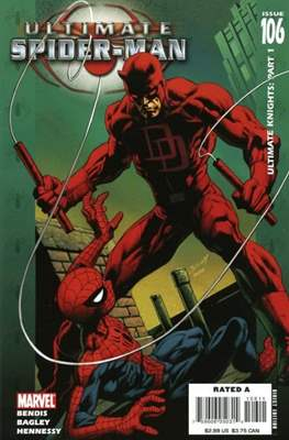 Ultimate Spider-Man (2000-2009; 2011) (Comic-Book) #106