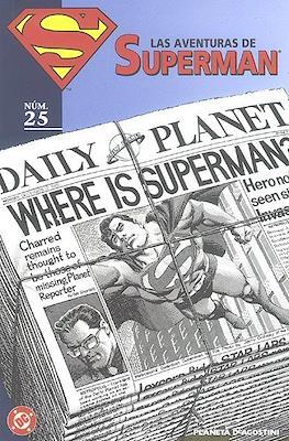 Las aventuras de Superman (2006-2007) (Rústica 96 páginas) #25