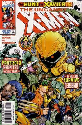 The Uncanny X-Men (1963-2011) (Comic-Book) #364