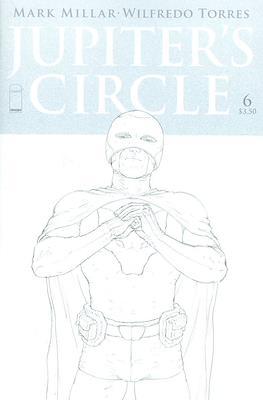Jupiter's Circle (comic-book) #6.1