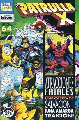 La Patrulla X Vol. 1 (1985-1995) (Grapa) #143