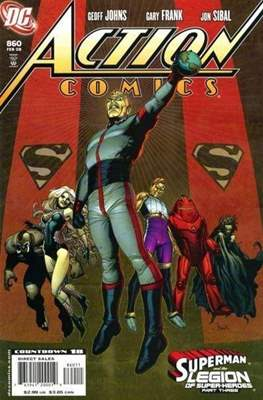 Action Comics Vol. 1 (1938-2011; 2016-) (Comic Book) #860