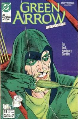 Green Arrow (1989) (Grapa, 26 páginas) #5