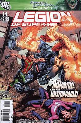 Legion of Super-Heroes Vol. 6 (2010-2011) (Comic-book) #14