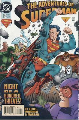 Superman Vol. 1 / Adventures of Superman Vol. 1 (1939-2011) (Comic Book) #520