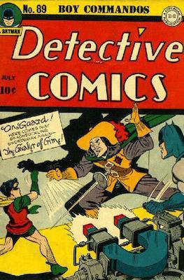 Detective Comics Vol. 1 (1937-2011; 2016-) (Comic Book) #89