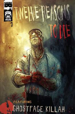 Twelve Reasons to Die (Comic Book) #3