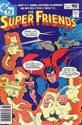 Super Friends Vol.1 (1976-1981) (Grapa, 32 págs.) #34