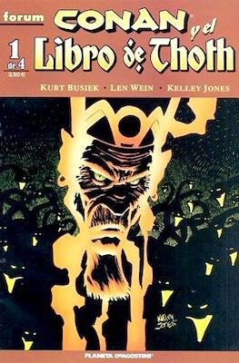 Conan y el Libro de Thoth (Grapa 40 pp) #1