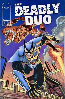 The Deadly Duo (Comic Book) #1
