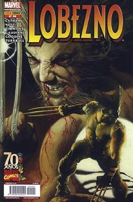 Lobezno Vol. 4 (2006-2011) (Grapa) #40