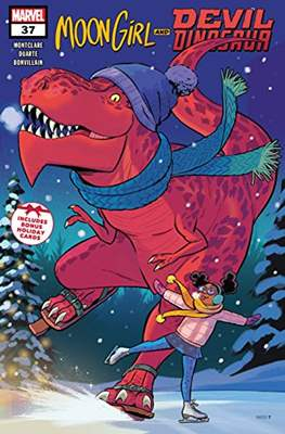 Moon Girl and Devil Dinosaur (Comic-book) #37