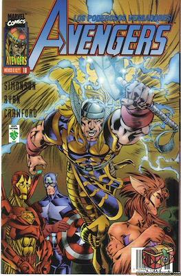Avengers (Grapa) #18