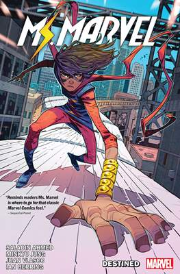 The Magnificent Ms. Marvel (2019-)