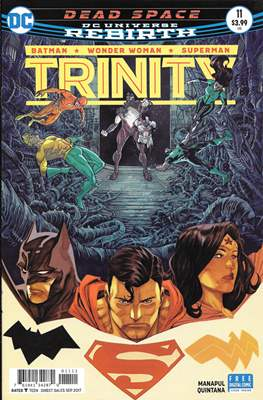 Trinity vol. 2 (2016-2018) #11