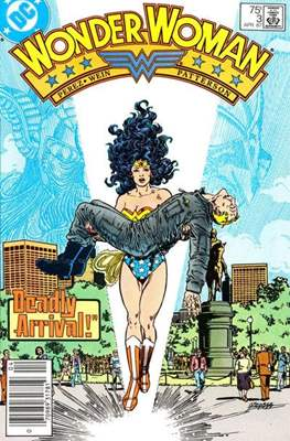 Wonder Woman Vol. 2 (1987-2006) (Comic Book) #3