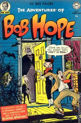 The adventures of bob hope vol 1 #9