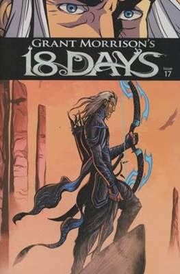 Grant Morrison's 18 Days (Comic Book) #17