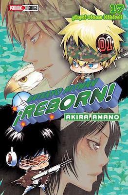 Katekyo Hitman ¡Reborn! (Rústica) #17