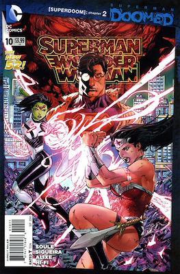 Superman / Wonder Woman (2013-2016) (Comic Book) #10