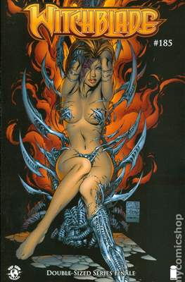 Witchblade (Variant Cover) (Comic Book) #185