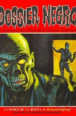 Dossier Negro (Rústica y grapa [1968 - 1988]) #36