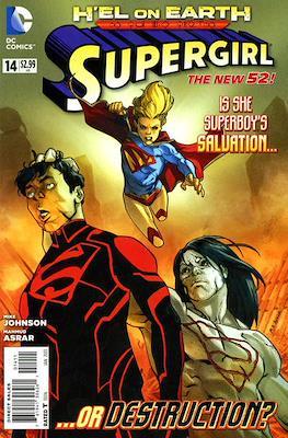Supergirl Vol. 6 (2011-2015) (Comic Book) #14