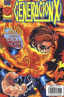Generación-X Vol. 2 (1996-2000) (Grapa 24 pp) #19