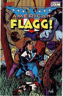 American Flagg! (Comic book) #18