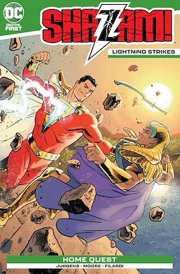 Shazam Lightning Strikes
