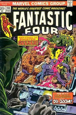 Fantastic Four Vol. 1 (1961-1996) (saddle-stitched) #144