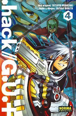 .hack// G.U.+ (Rústica con sobrecubierta) #4