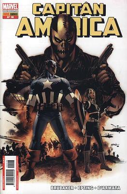 Capitán América Vol. 7 (2005-2011) (Grapa) #16