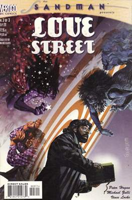 The Sandman Presents: Love Street (grapa) #3
