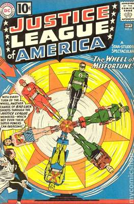 Justice League of America (1960-1987) #6