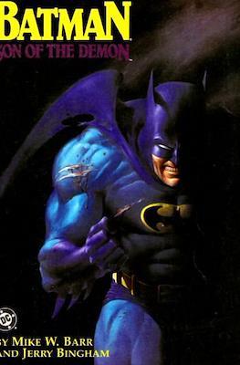 Batman Son of the Demon (1987)