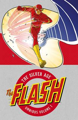 The Flash: The Silver Age Omnibus (Variant Cover)