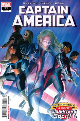 Captain America Vol. 9 (2018-) (Comic-book) #11