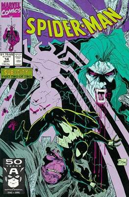 Spider-Man (Vol. 1 1990-2000) (Comic Book) #14