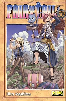 Fairy Tail (Rústica) #50